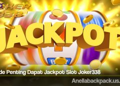 Metode Penting Dapat Jackpot Slot Joker338
