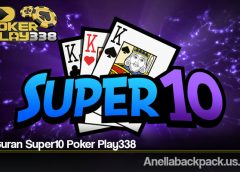 Peraturan Super10 Poker Play338