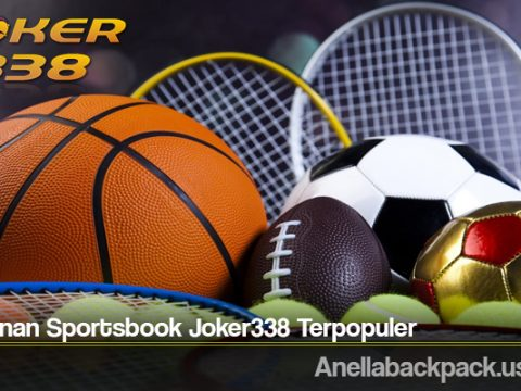 Permainan Sportsbook Joker338 Terpopuler